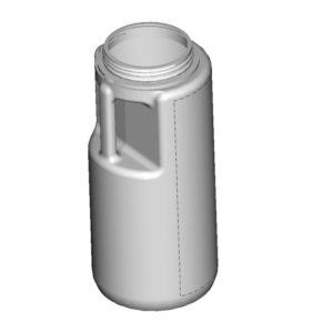 Handled Round Product Image