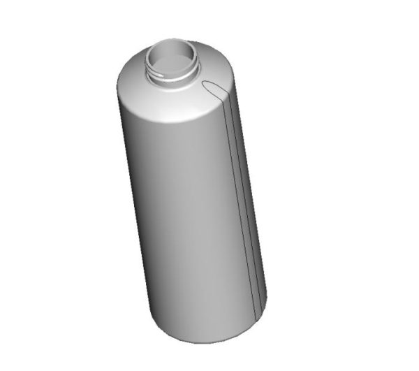 Cylinder with View Stripe Product Image