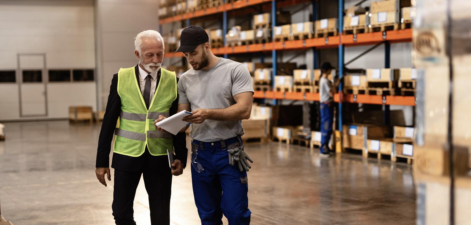 Warehousing & Logistics Main Image