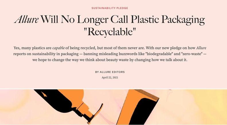 Rethinking Sustainability Buzzwords